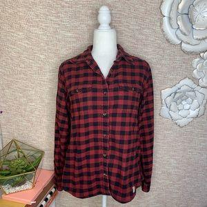 [carhartt] Checkered Flannel Shirt
